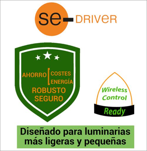 Figura 5. Ventajas SE-Driver.