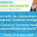 """""""De la Ciudad al Territorio Inteligente"""", Jornada Lanzamiento del IV Congreso Ciudades Inteligentes 23 enero en SESIAD"""