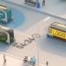 e-Palette, el vehículo autónomo, eléctrico y multiusos que desarrollan Toyota, Amazon y Pizza Hut