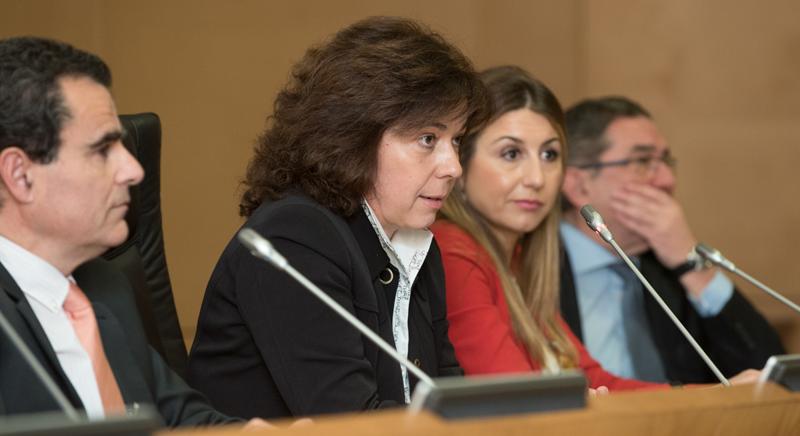 Ana Estebaranz, subdirectora de Innovación y Crecimiento de la Federación Española de Municipios y Provincias (FEMP).