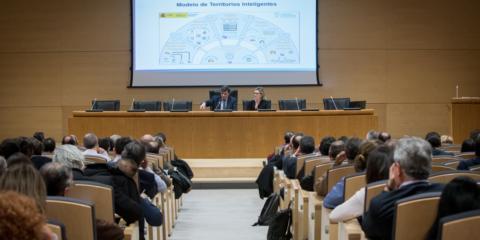 Evolución de la Ciudad al Territorio Inteligente en el lanzamiento del IV Congreso Ciudades Inteligentes