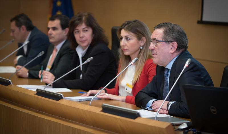 EEduardo Gutiérrez, responsable de la Oficina de Seguimiento del Plan Nacional de Ciudades Inteligentes de SESIAD.