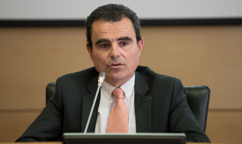 Jaime Gragera, coordinador de Informática y Administración Digital de la Diputación de Badajoz.