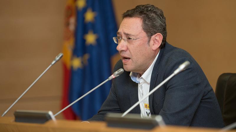 Manuel Ferreira Recio, jefe del Servicio de Ordenación territorial y Competencias Locales en Castilla y León.