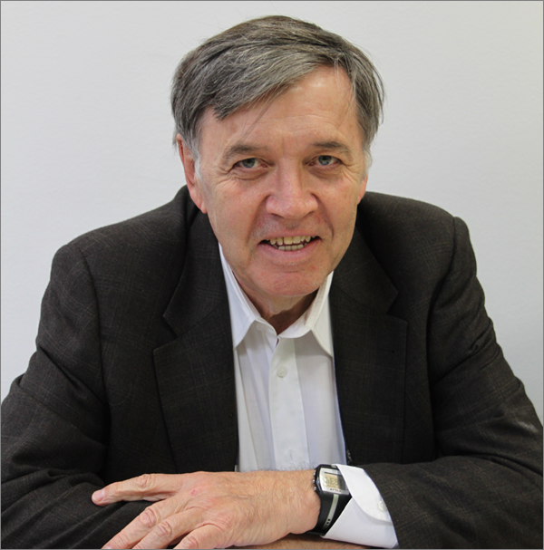 Francisco García, presidente de IFMA España, la división española de la Asociación Internacional de Facility Management.