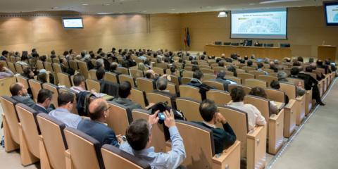 Jornada Presentación IV Congreso Ciudades Inteligentes