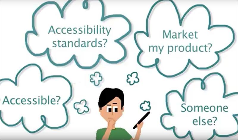 Prosperity4all (P2A) es una plataforma de comunicación y consulta entre usuarios que necesitan tecnología accesible y desarrolladores.