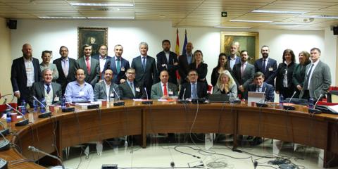 Primera reunión Comité Técnico del IV Congreso Ciudades Inteligentes