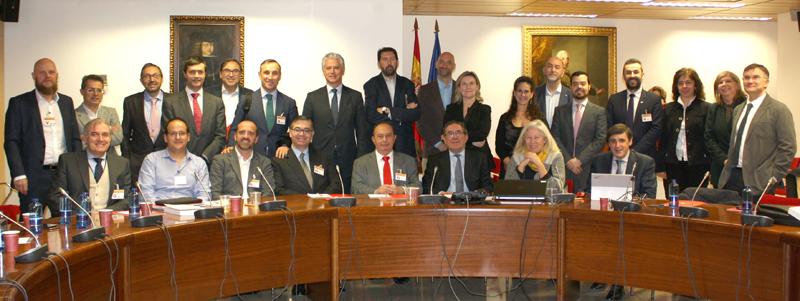 Primera Reunión del Comité Técnico IV Congreso Ciudades Inteligentes en SESIAD