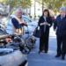 Sevilla comienza a sustituir su flota municipal con 15 coches eléctricos