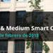 Alcoy celebra un congreso sobre pequeñas y medianas Smart Cities en febrero