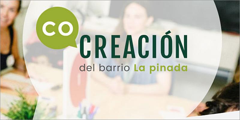 El taller de cocreación del ecobarrio La Pinada servirá para decidir aspectos clave de su gestión medioambiental, tecnológica y energética a través de la participación ciudadana.