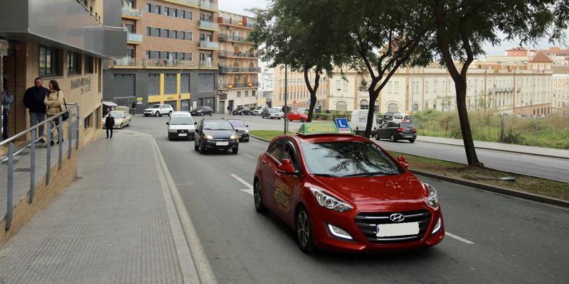 El proyecto 'BestAir' de Huelva y otras cuatro ciudades europeas incluye un sistema tecnológico de detección de vehículos más contaminantes.