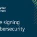 Ocho multinacionales firman un protocolo con diez medidas de actuación en Ciberseguridad