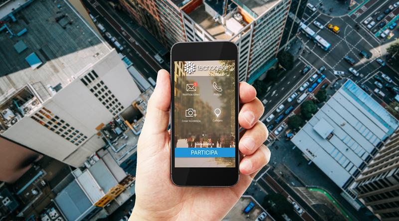 La participación ciudadana es una de las características de las smart cities para la que Tecnogeo Berger-Levrault ha desarrollado la aplicación Participa.