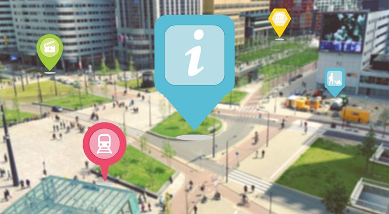 Uno de los servicios para smart cities de Tecnogeo Berger-Levrault es su desarrollo de Geoportal.