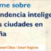 La tendencia inteligente de las ciudades en España