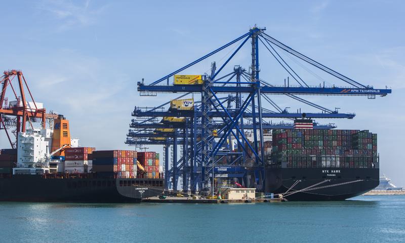 El Puerto de Valencia desarrolla otro de los pilotos de Transforming Transport para mejorar su gestión y mantenimiento.