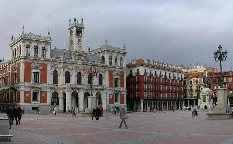 Valladolid es objeto de uno de los pilotos líderes de Transforming Transport para la mejora del tráfico de carga y descarga de mercancías en la ciudad.