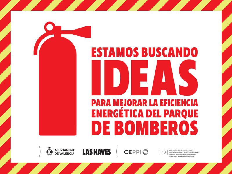 Las personas interesadas en participar en la convocatoria para la compra pública innovadora con el fin de mejorar la eficiencia energética del Parque de Bomberos de la ciudad de Valencia, pueden asistir a la jornada informativa del próximo 27 de febrero.