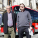 Dos autobuses eléctricos se unen a la flota de la EMT de Valencia