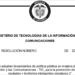 Borrador política pública para la promoción de un modelo de Ciudades y Territorios Inteligentes del Ministerio TIC de Colombia