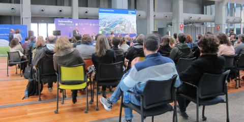 Madrid reúne a profesionales, asociaciones e instituciones para participar en el concurso Reinventing Cities