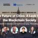 Un panel de expertos debate sobre la ciudad basada en Blockchain