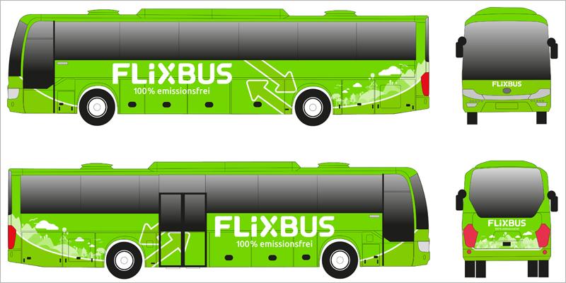 La Primera Linea De Larga Distancia De Autobuses Electricos Operara