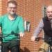 La sociedad pública Nasuvinsa utiliza bicicletas eléctricas para los desplazamientos de sus trabajadores en Pamplona