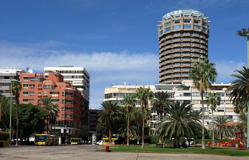 La gestión inteligente de parques y jardines será otra de las lineas de actuación del proyecto de Las Palmas de Gran Canaria.