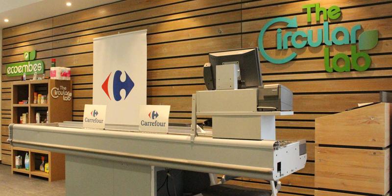 The Circular Lab de Ecoembes ha acogido el piloto del programa TagItSmart, por el que se ha desarrollado una aplicación que permite escanear el ticket de la compra para saber en qué contenedores reciclar la compra y dónde están los más cercanos.