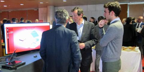 Casos de éxito, demostraciones y conferencias en las jornadas RECI en Rivas Vaciamadrid