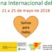 El Ceapat anuncia su III Semana Internacional bajo el lema 'Somos para todos'