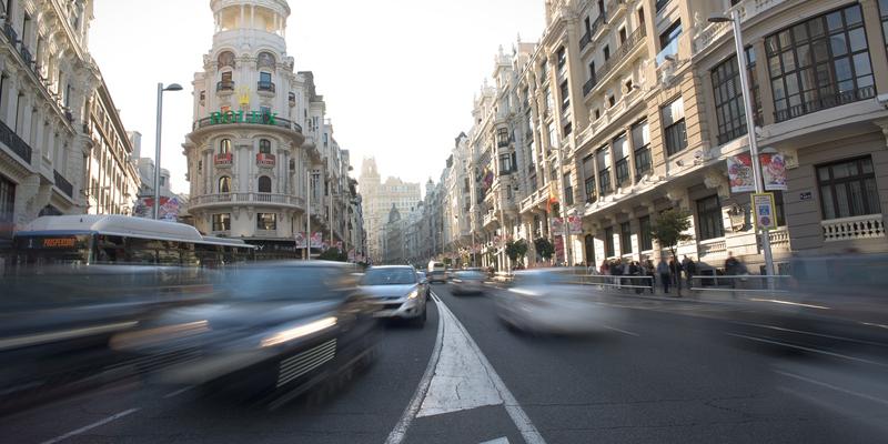 El proyecto Predict facilita a empresas de distribución en la ciudad, transportes y Administración Pública información en tiempo real y puede predecir situaciones de contaminación en Madrid.