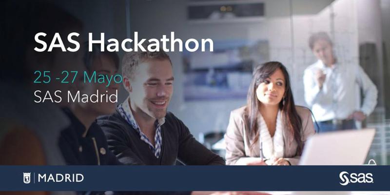 El hackathon se desarrollará del 25 al 27 de mayo en Madrid.