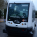 Telefónica muestra en Talavera de la Reina cómo la red 5G permite la conducción autónoma