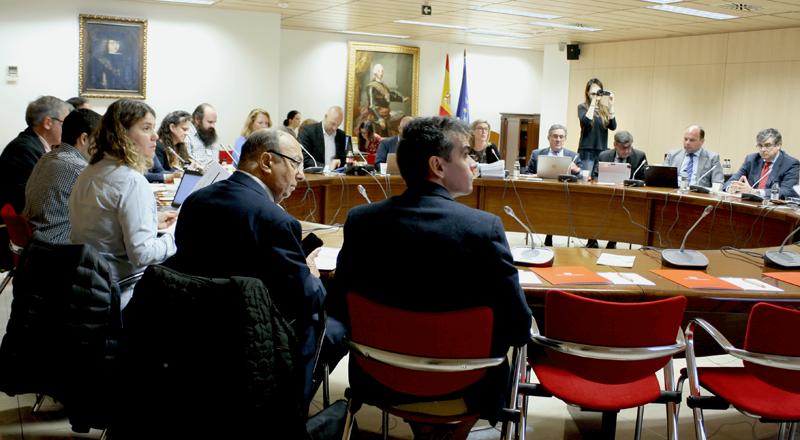 Los miembros del Comité Técnico valoraron y seleccionaron las comunicaciones que formarán parte del IV Congreso Ciudades Inteligentes como ponencias orales.