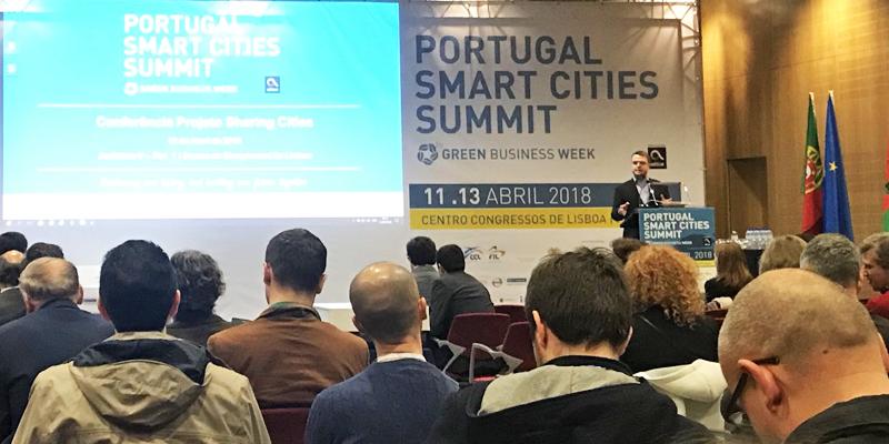 Como parte del proyecto MAtchUP, Valencia participó en un encuentro de smart cities en Lisboa, donde firmó su adhesióna la red de ciudades europeas que desarrolla proyectos Lighthouse de regeneración urbana sostenible.