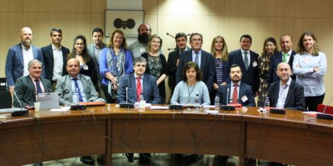 Segunda reunión Comité Técnico IV Congreso Ciudades Inteligentes