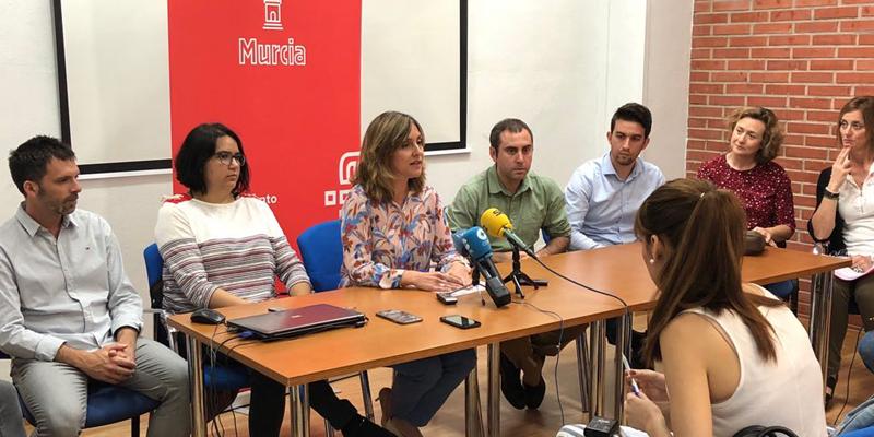 Presentación del Plan Municipal de Accesibilidad Universal de Murcia.