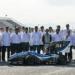 Estudiantes de la Politécnica de Cataluña desarrollan un vehículo monoplaza eléctrico