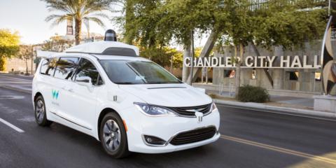 Cuando moverse por la ciudad en coche significa circular con un servicio de vehículo sin conductor