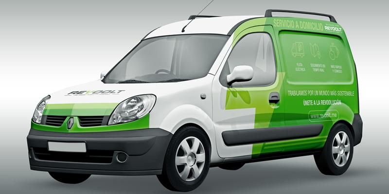 La propuesta de logística sostenible de la start up Reoolt para servicios de última milla en las ciudades apuesta por una plataforma cloud para la gestión de una flota de vehículos eléctricos y conectados.