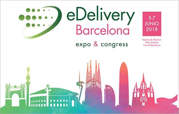 La feria eDelivery Barcelona Expo & Congress está especializada en soluciones innovadoras que impactan en la mejora delcomercio electrónico, la logística y la cadena de suministro.