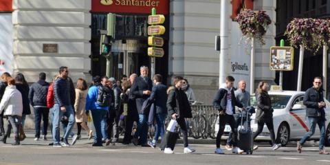 El concepto 'wayfinding' aplicado en el Proyecto #LeerMadrid para la señalización peatonal en la ciudad