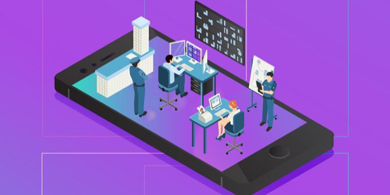 Smartphone-se-convierte-oficina-policia-mediante-smartcop-comunicaciones-seguras-emergencias-destacada