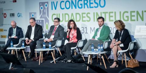 Mesa Redonda Movilidad Inteligente: Nuevas tendencias en el contexto de ciudades y territorios