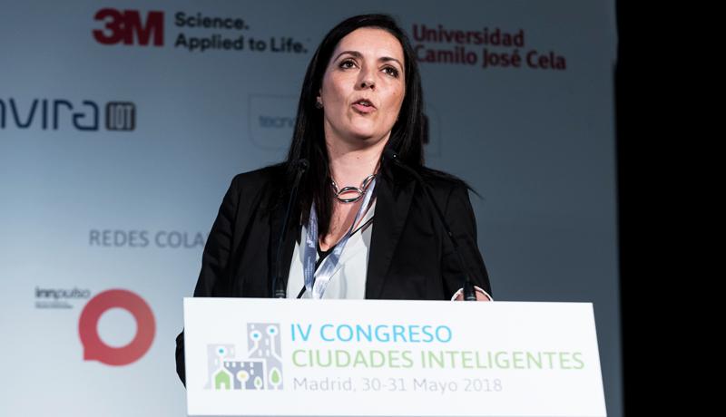 Cristina de Torre, investigadora del Centro Tecnológico Cartif.