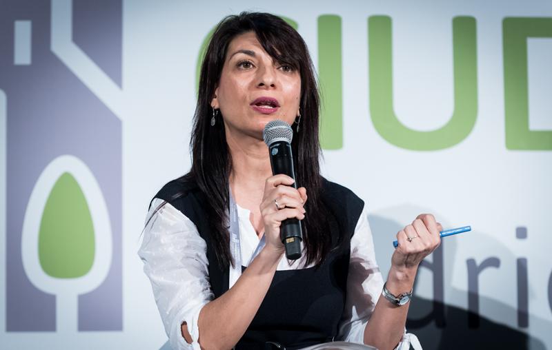 Isabel Bombal, responsable de I+D+i de la Secretaría General de Agricultura y Alimentación.